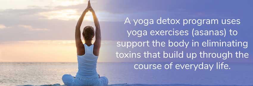 Yoga Detox Asanas