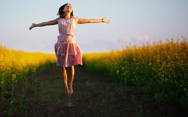 Choosing Joy & Letting Go of Stress