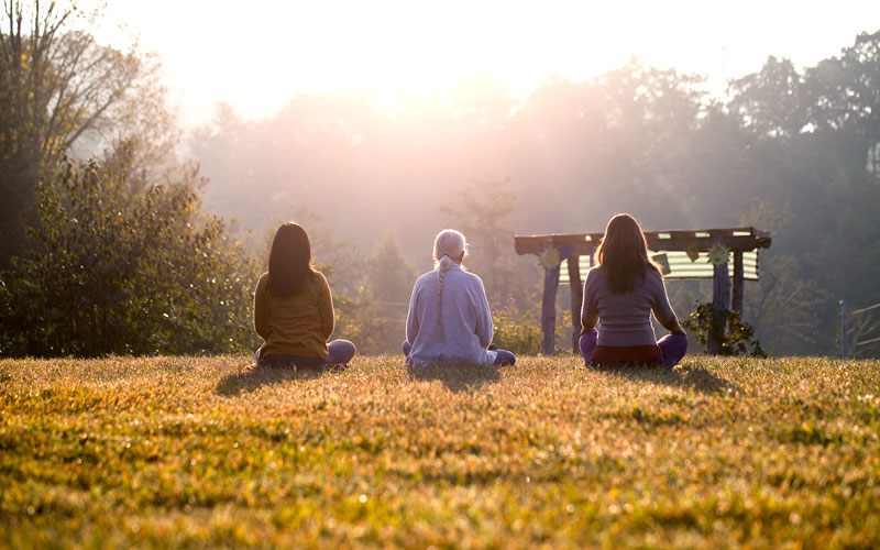 10 Reasons To Go On A Yoga And Meditation Retreat At Prama