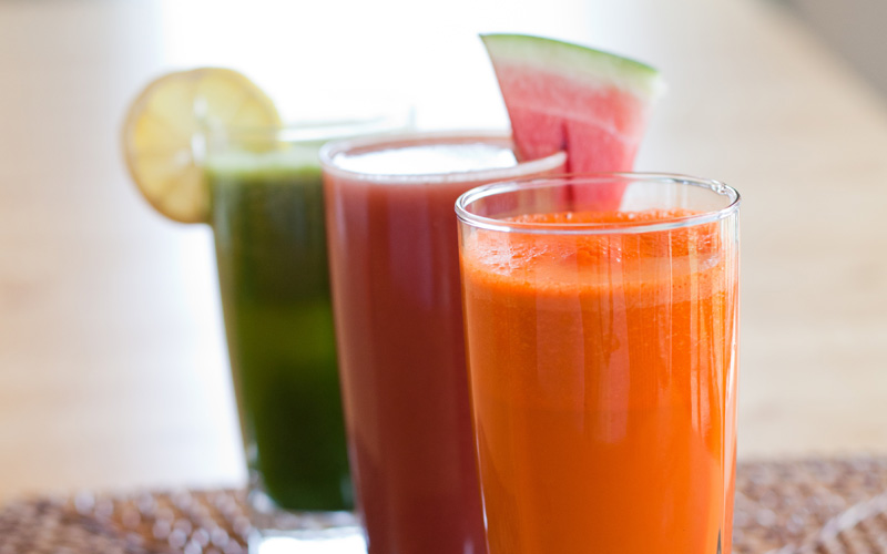 Secrets of a Three-Day (Online) Juice Cleanse