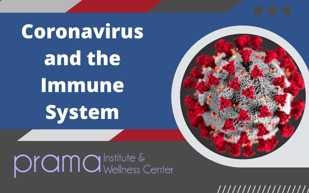Coronavirus and Strengthening the Immune System