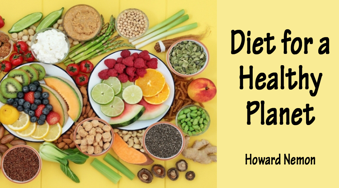 Diet for a Healthy Planet